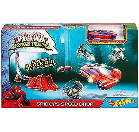 Hot Wheels, Pista, Modelos Aleatorios , Modelos/colores Surtidos, 1 Unidad: Amazon.es: Juguetes y juegos
