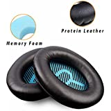 Replacement Earpad Cushions Compatible for Bose QuietComfort15 QC2 QC15 QC25 QC35 AE2, AE2i, AE2 Wireless, AE2-W, SoundTrue, SoundLink (Around-Ear Only) Headphones (Style2)