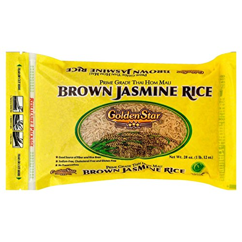 GOLDEN STAR RICE BRWN JASMNE PRME GRD by GoldenStar