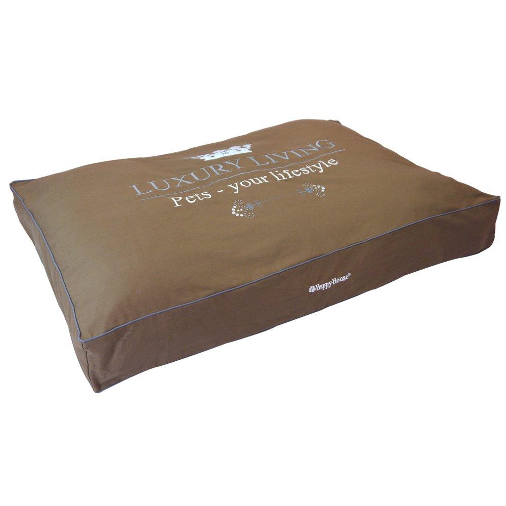 Happy-House Luxury Living Block Pillow