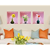 Docooler® Removable Wall Stickers Art Decals Quotes Wallpapers Living Room Kitchen Bedroom Decorations Various Sizes and Paintings 2#