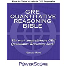 The PowerScore GRE Quantitative Reasoning Bible