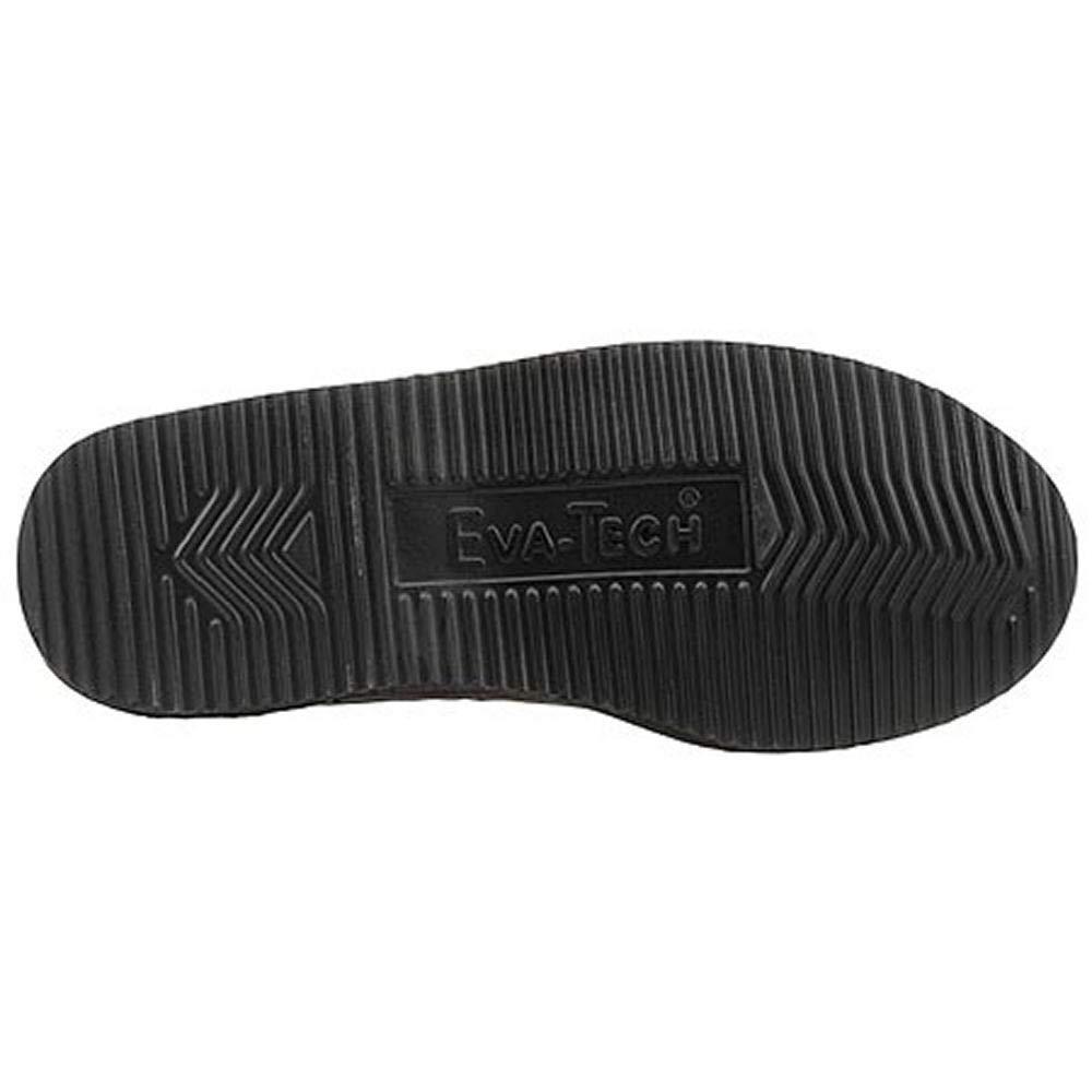 Ultra Walker Mens Quick Grip Walking Casual 8.5 2E US Black