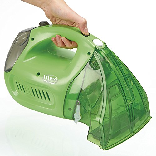 Maxi Vac Portable Electric Handheld Carpet Floor and Upholstery Washer Cleaner.