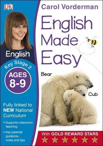 English Made Easy Ages 8-9 Key Stage 2ages 8-9, Key Stage 2 (Carol Vorderman's English Made (Evo Viii Stage)