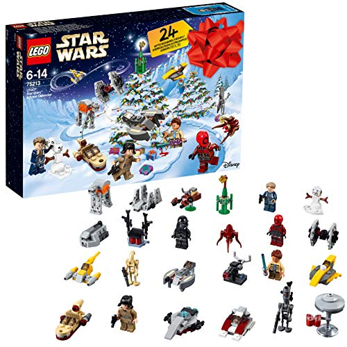 LEGO Star Wars 2018 Advent Calendar 75213 ()