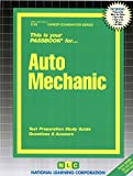 Auto Mechanic(Passbooks) (Career Examination Passbooks)