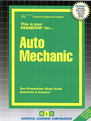 auto mechanics books - 3