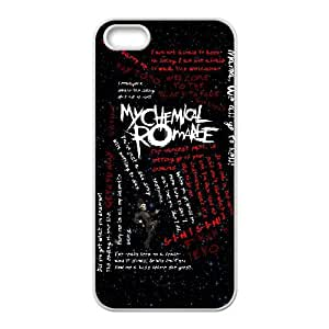 iPhone 5,5S Phone Case Cover My Chemical Romance MR7220