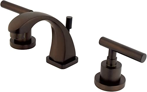NUVO ES4945CML Elements of Design Sydney Mini-Widespread Lavatory Faucet, 3-7 8 , Oil Rubbed Bronze