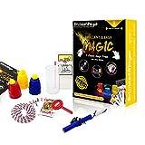 Magic Tricks kit for Kids (Yellow)