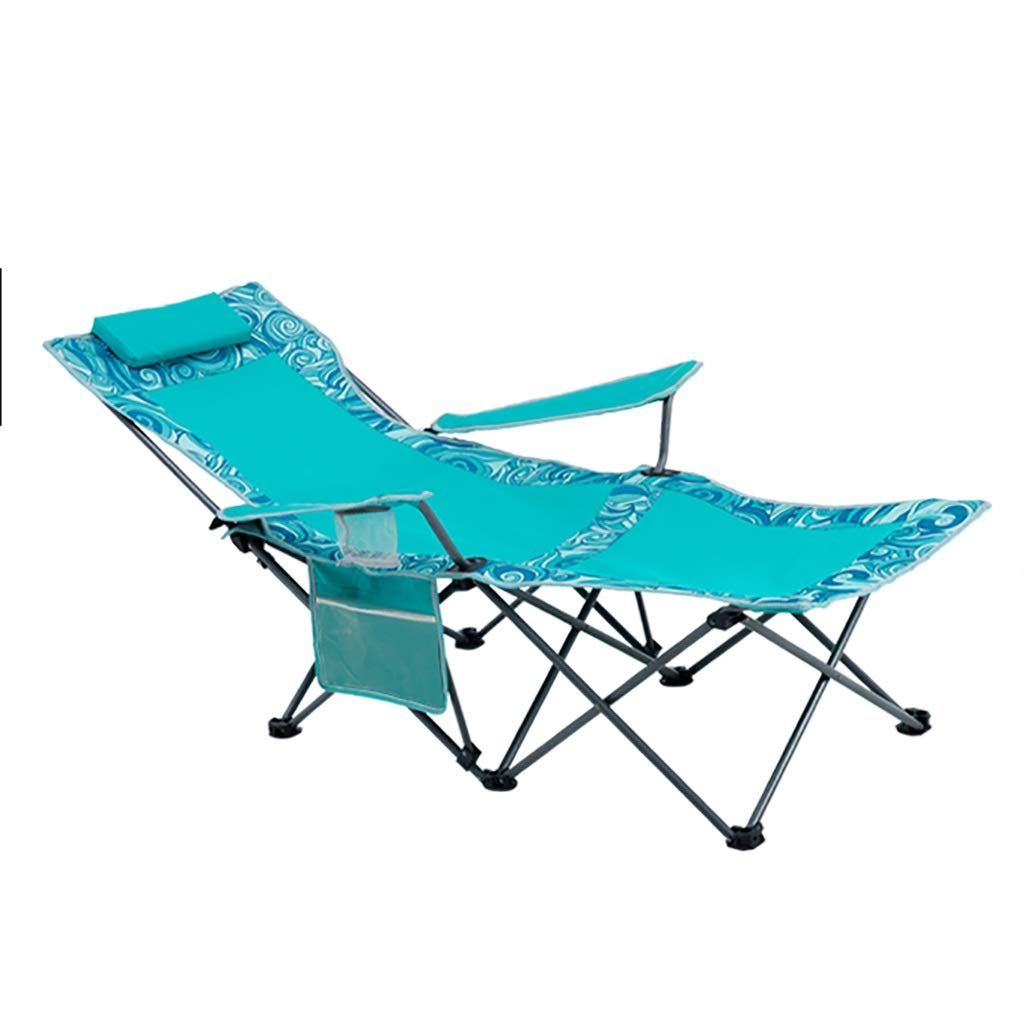 Collapsible Padded Arm Chair ,with Cup Holder Dual UsePortable ,for Outdoor Indoor