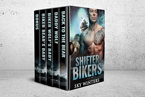 Shifter Bikers Box Set by [Winters, Sky]