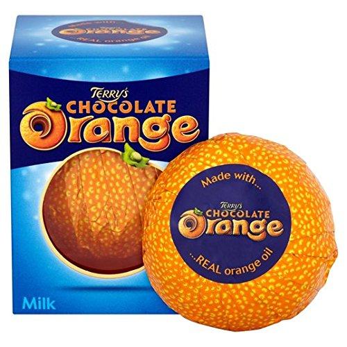 La leche 175 g de chocolate de naranja de Terry: Amazon.es: Alimentación y bebidas