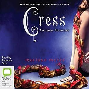 Cress Audiobook