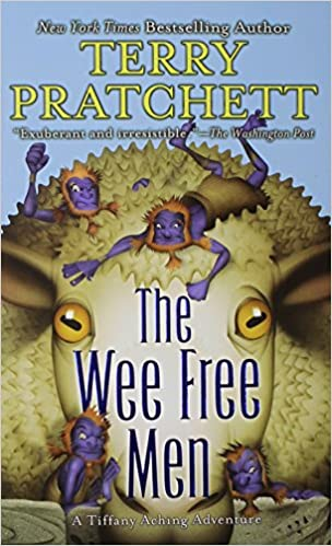 Terry Pratchett - The Wee Free Men Audiobook Free Online