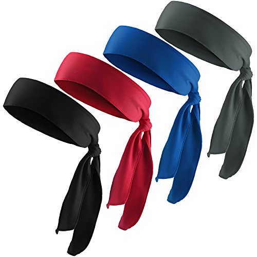 Tie Headband four pack) – Sports Center Store