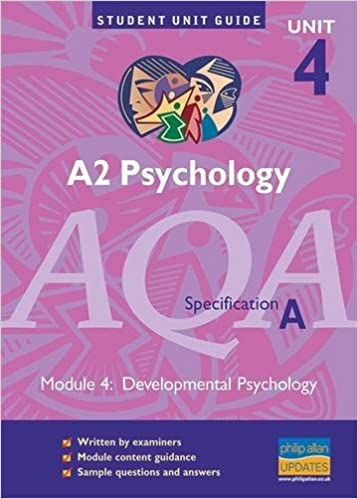 AQA (A) Psychology A2 Unit 4: Development Psychology Unit Guide (Student Unit Guides)