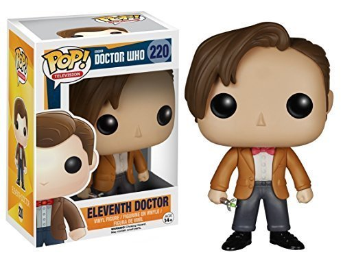 Funko POP Television 3 3/4 Inch Doctor Who Action Figure Dolls Toys