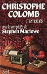 Christophe Colomb, mémoires par Stephen Marlowe