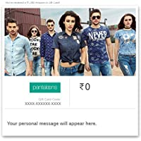 Flat 12% off at checkout||Pantaloons - Digital Voucher