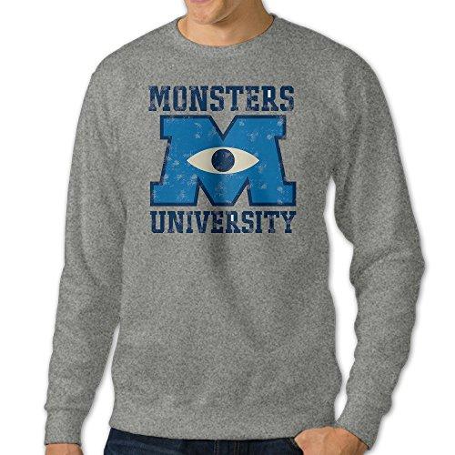 Boys Monsters University Round Neck Hoodies Sweatshirts