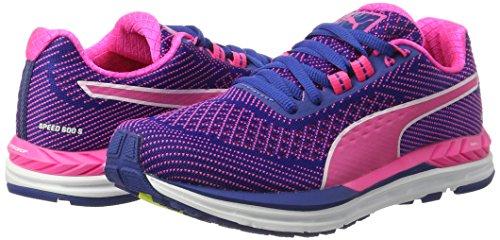 Wn Azul Para Speed S De Zapatillas 04 Blue Puma puma White true Pink Ignite Running 600 knockout Mujer vqIxwnB8FB