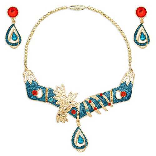 Disney Pocahontas Jewelry Set for Girls Gold ()