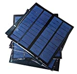 Cheap Sunnytech 1pc 3W 12V 250ma Mini Small Solar Panel Module DIY Polysilicon Solar Epoxy Cell Charger B047