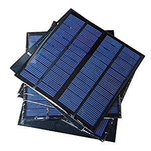 515y3A yUML. SS300  - Sunnytech 1pc 3w 12v 250ma Mini Solar Panel Module Solar System Epoxy Cell Charger DIY B047
