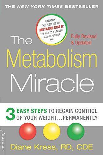 THE METABOLISM MIRACLE DIET EBOOK DOWNLOAD