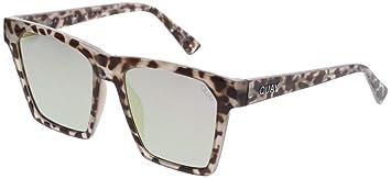 d6364edd15 Amazon.com  Quay Women s Alright Sunglasses