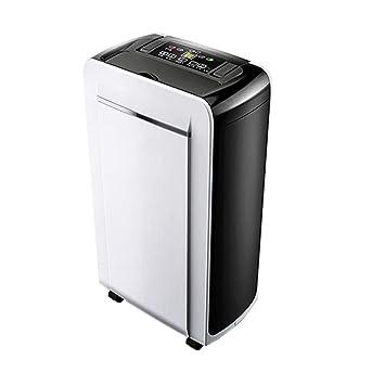 HUO Deshumidificador Hogar Dormitorio Deshumidificador de aire Sótano Silencio Seco Humedad secador: Amazon.es: Hogar