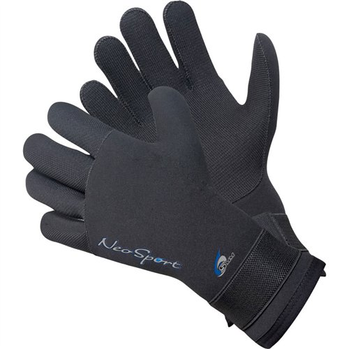 neosport-wetsuits-premium-neoprene-5mm-duratex-glove-black-x-small-diving-snorkeling-waterskiing
