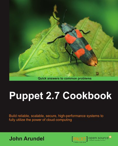 Puppet 2.7 Cookbook by John Arundel, Publisher : Packt Publishing