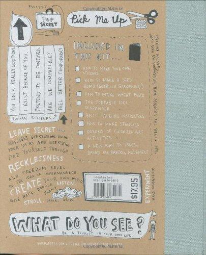 The Guerilla Art Kit: Keri Smith: Amazon.es: Smith, Keri: Libros en idiomas extranjeros