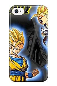 Hot Cute High Quality Iphone 4/4s Goku And Gohan Case