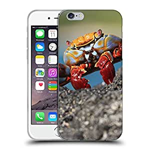 "Super Galaxy Coque de Protection TPU Silicone Case pour // V00000087 Cangrejo // Apple iPhone 6 4.7"""