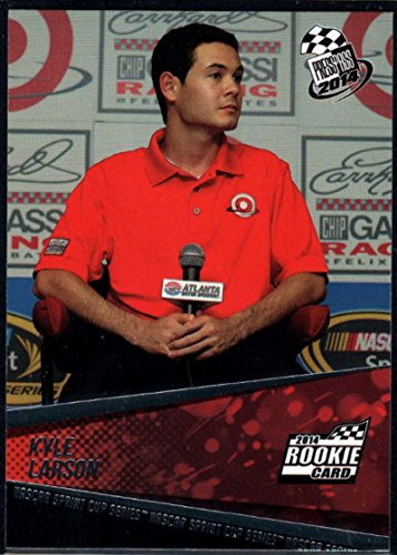 Racing Nascar 2014 Press Pass #43 Kyle Larson RC ()