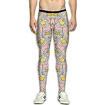 Daisy Sunflower\r\n Hiking Men Joggers Active Sport Pants