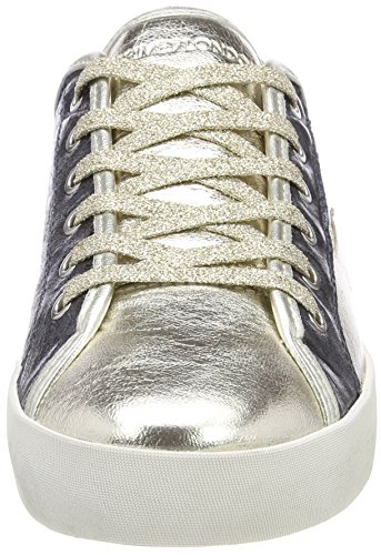 Crime London 25310ks1, Scarpe da Ginnastica Basse Donna Multicolore (Marine)