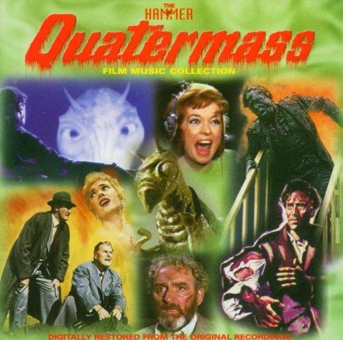 - Quatermass Film Music Collection