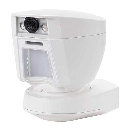 Visonic - Detector de Movimiento Exterior con cámara: Amazon ...