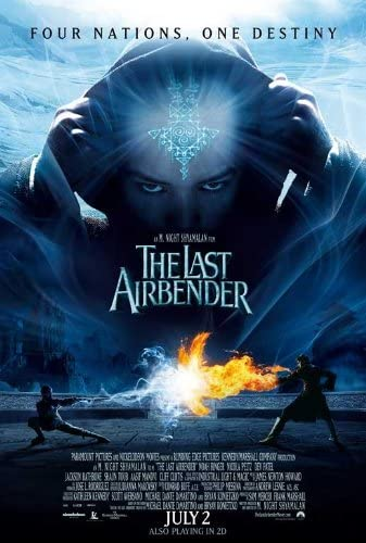 Amazon.com: ArtFuzz The Last Airbender 27 x 40 Movie Poster ...