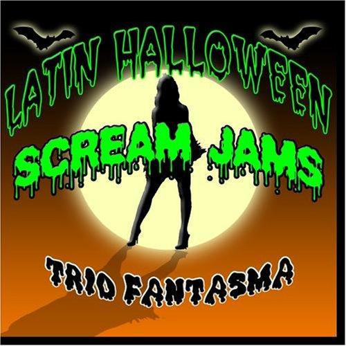 Latin Halloween Scream Jams