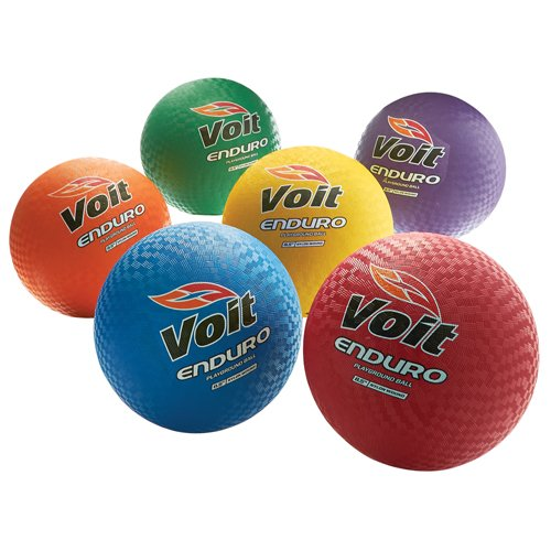 Voit Enduro Playground Ball Set of 6