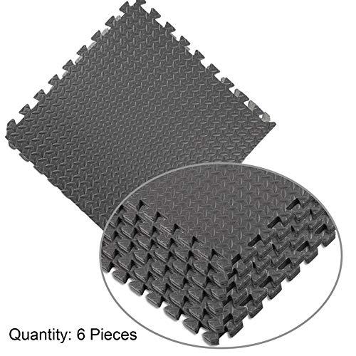 (EVA Foam Floor Mat Exercise Gym Playground Mat Prevent Slipping Protect)