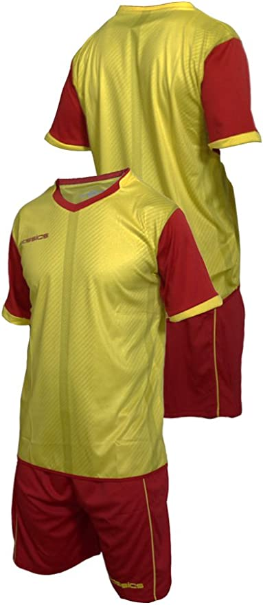 Classic Revolution - Juego Completo de fútbol/futbolín, Giallo ...