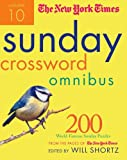 The New York Times Sunday Crossword Omnibus Volume 10, New York Times Staff, 0312590067