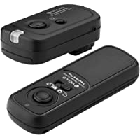 Vello FreeWave Plus Wireless Remote Shutter Release for Sony Multi Terminal - Sony: a3000, a5000, a6000, a7, a7R, a7S, a77II, HX300, HX400, HX50v, RX100 Mark II, RX100 Mark III, a58